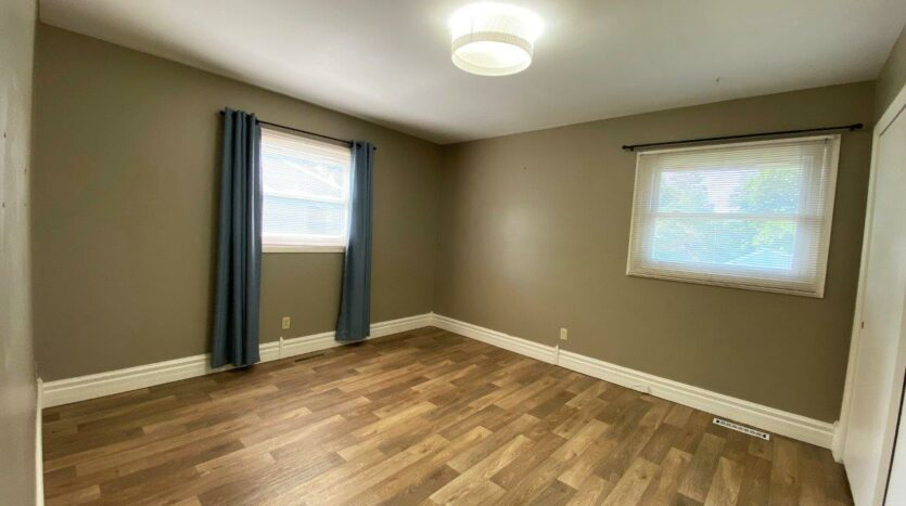 813 NE 8t Street in Madison, SD - Bedroom 3 Windows