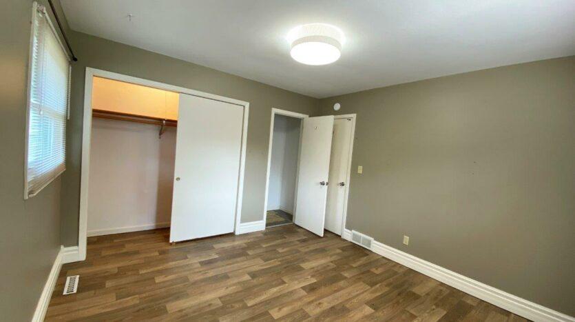 813 NE 8t Street in Madison, SD - Bedroom 3 Closets