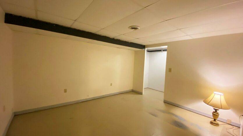813 NE 8t Street in Madison, SD - Downstairs Bonus Room 1