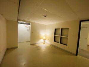 813 NE 8t Street in Madison, SD - Downstairs Bonus Room 1 Closets