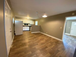 813 NE 8t Street in Madison, SD - Kitchen and Dining Room
