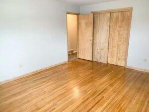 Cornerstone Triplex in Volga, SD - Bedroom 1 Closet