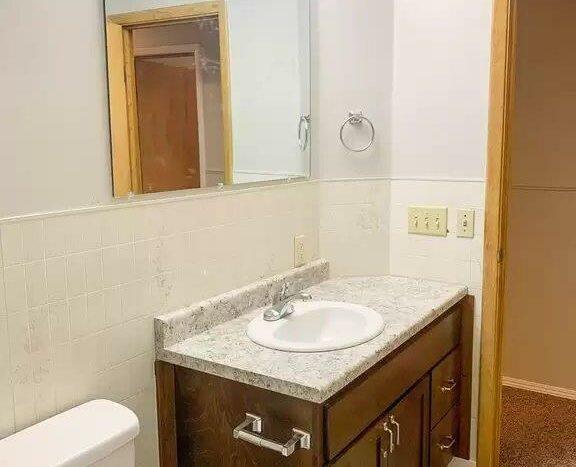 Cornerstone Triplex in Volga, SD - Bathroom