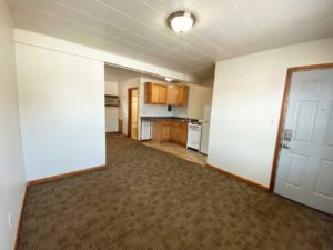 9Two5 Apartments in Mitchell, SD - Studio Living Area
