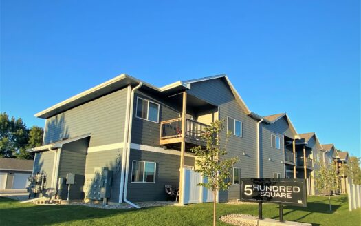 5Hundred Square Apartments in Sioux Falls, SD - Exterior 1